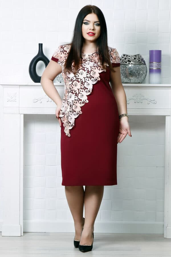 Rochie eleganta Gabriela Bordo