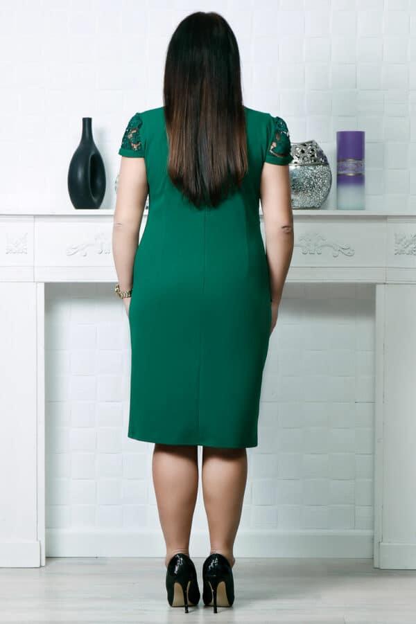 Rochie eleganta Gabriela Verde