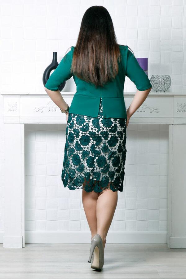 Rochie de ocazie Crina Verde