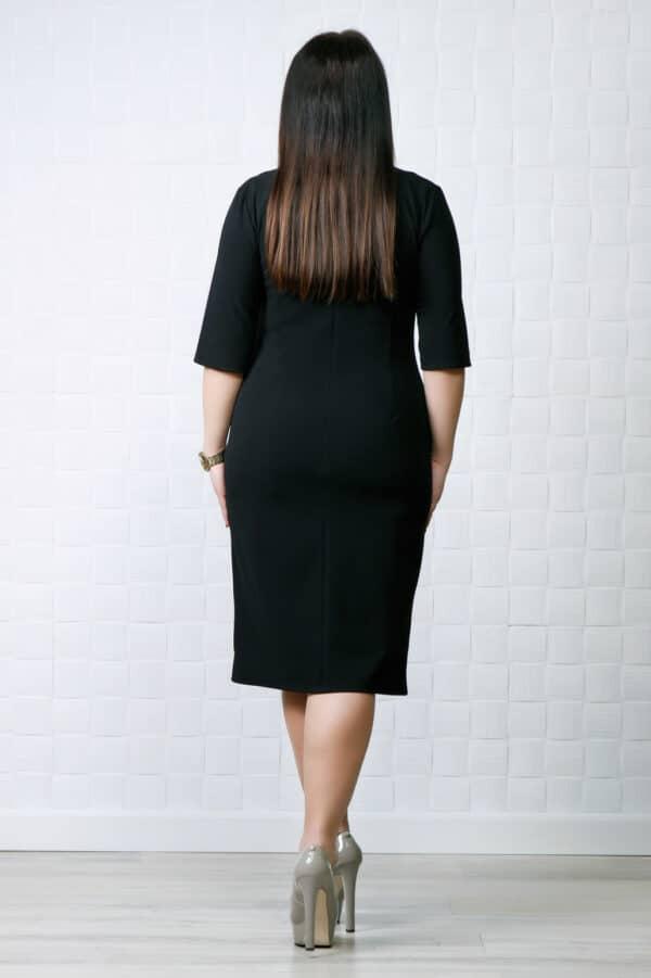 Rochie de ocazie Contesa negru