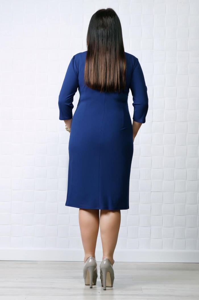Rochie eleganta Ela Bleumarin MG 0092
