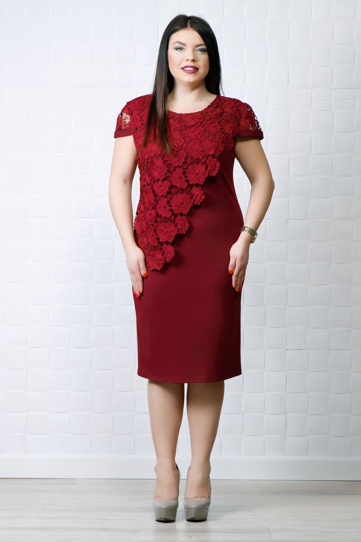 Rochie eleganta Alexa Bordo