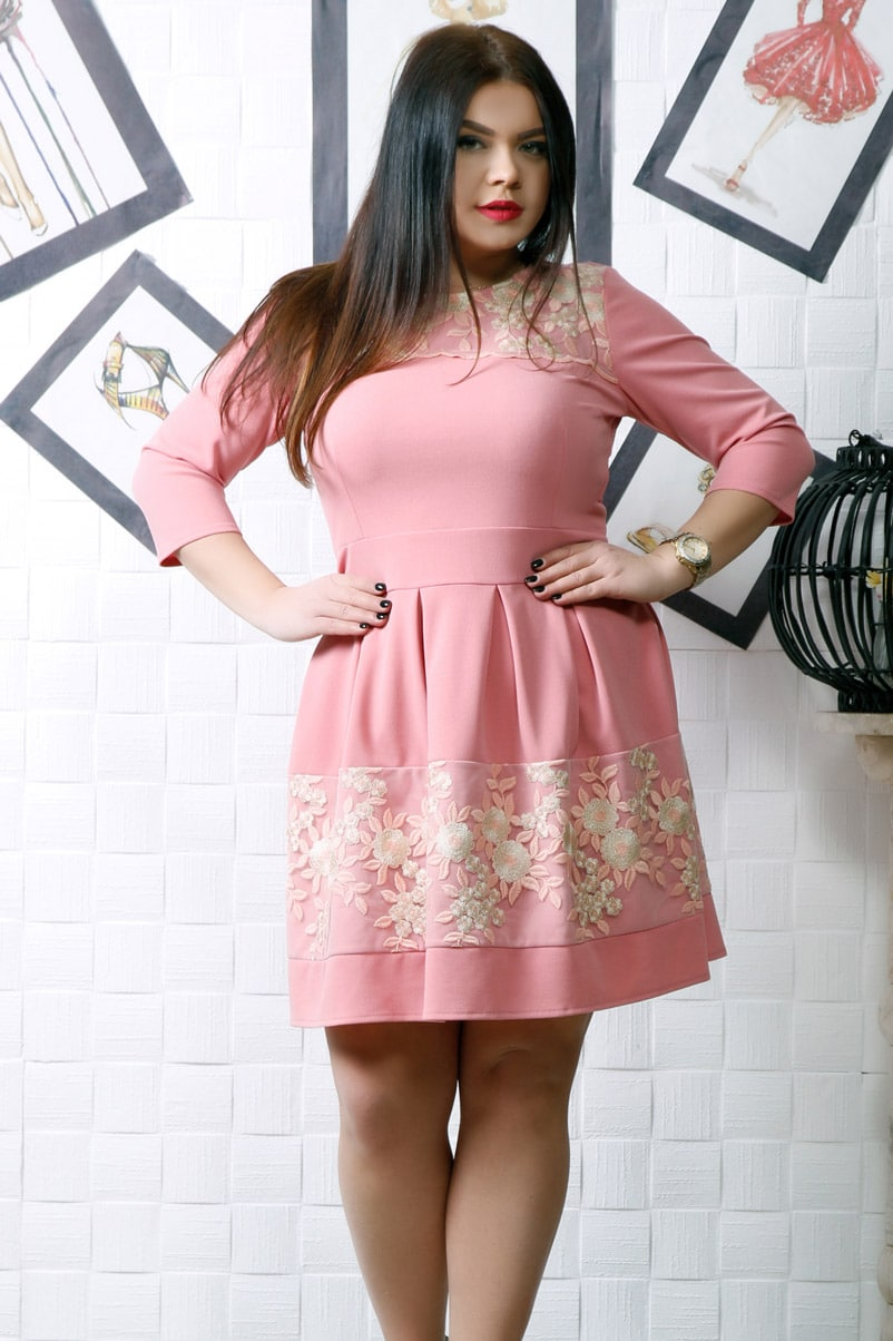 Rochie de ocazie Amira Roz