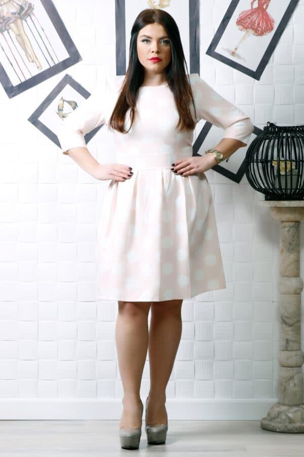 Rochie eleganta Ramia Roze