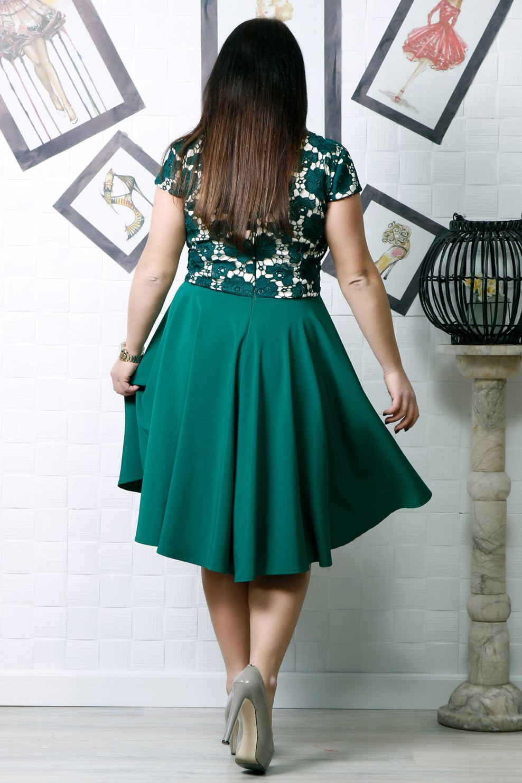 Rochie de ocazie Daria Verde