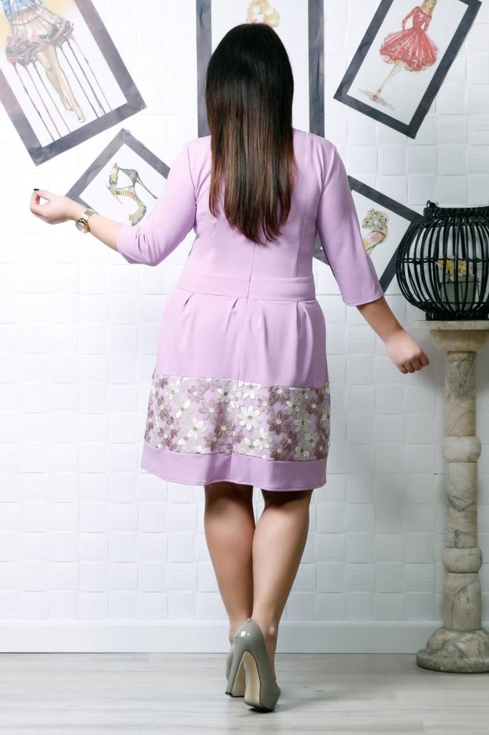 Rochie de ocazie Amira Purple