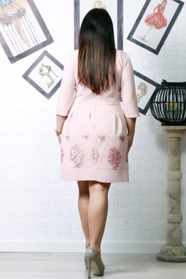 Rochie de ocazie Amira Rose Floral
