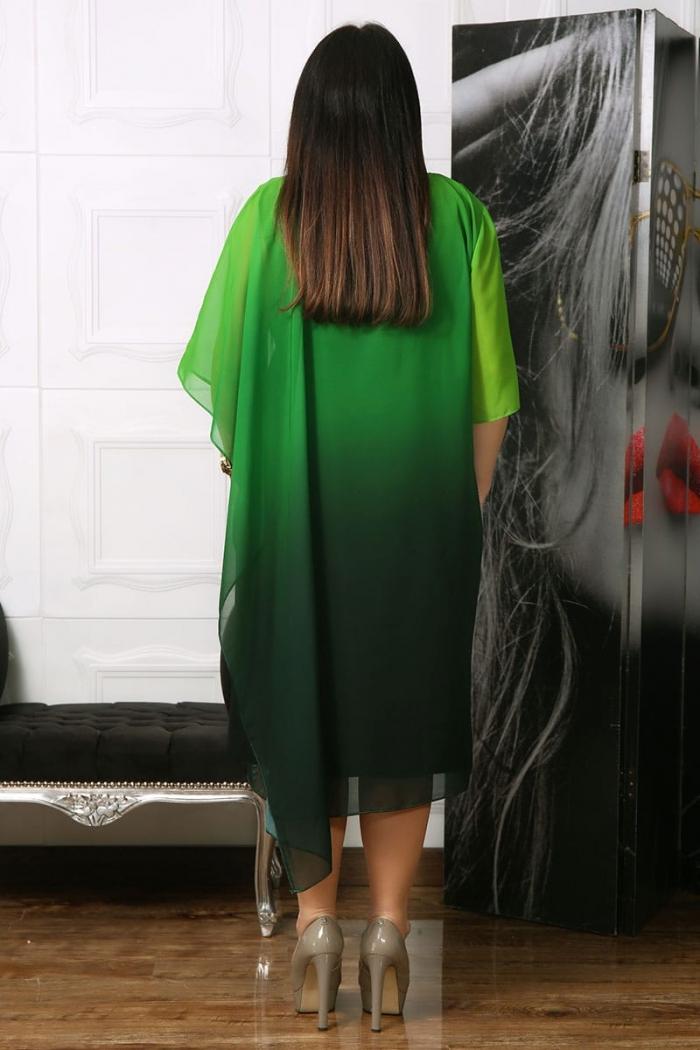 Rochie de seara Victoria Verde