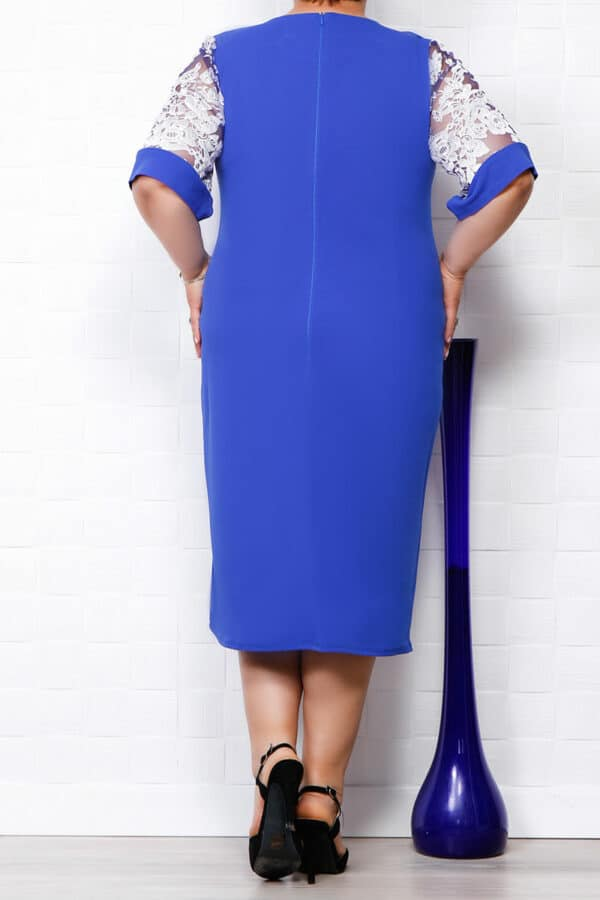 Rochie de Ocazie Bia albastru