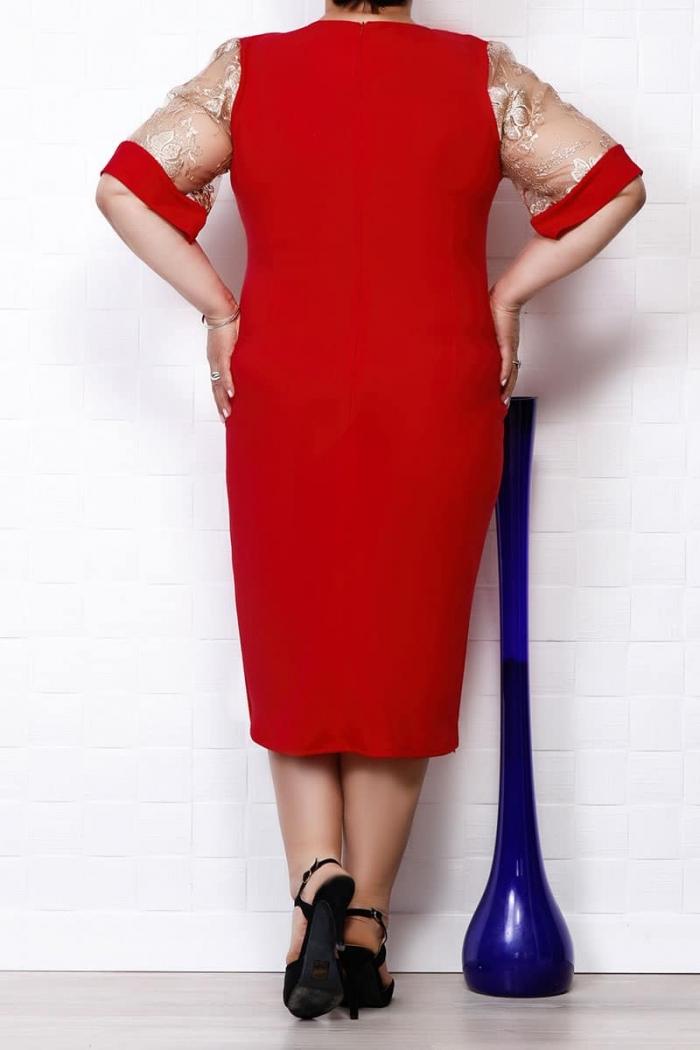 Rochie de Ocazie Dalin rosu