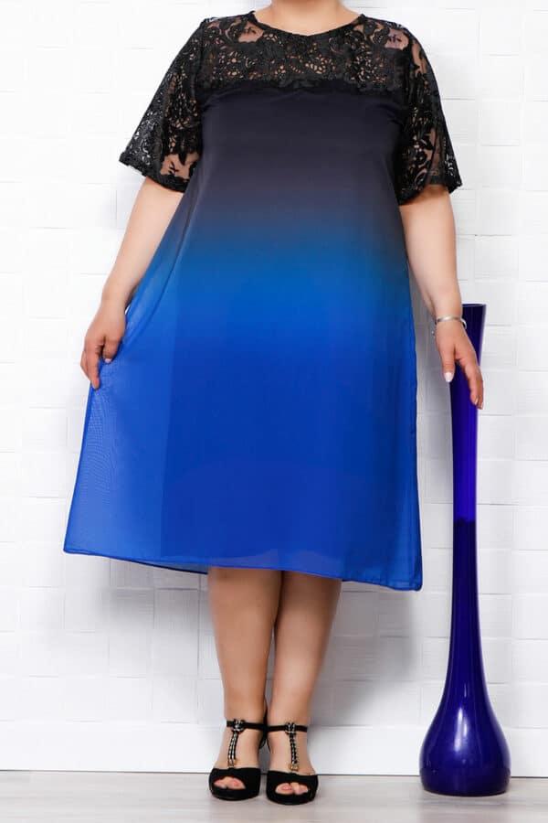 Rochie de seara Siena Albastru