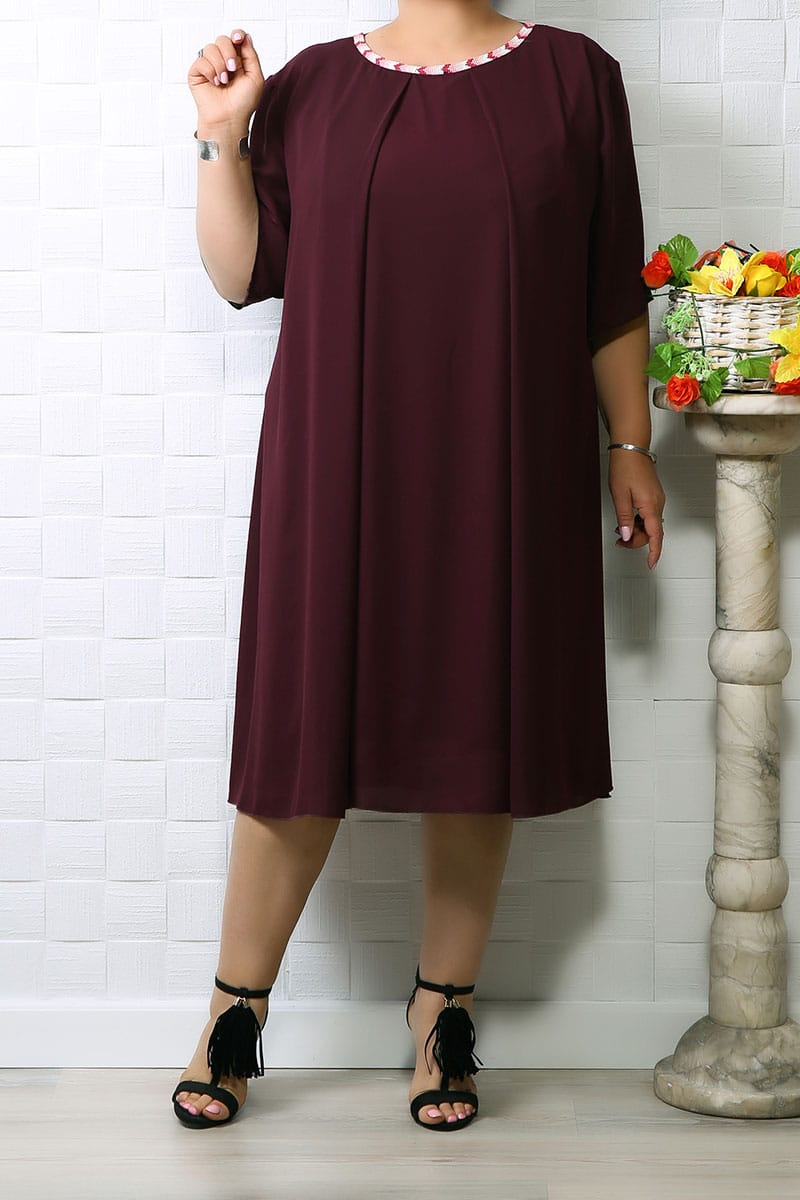 Rochie din voal Ania