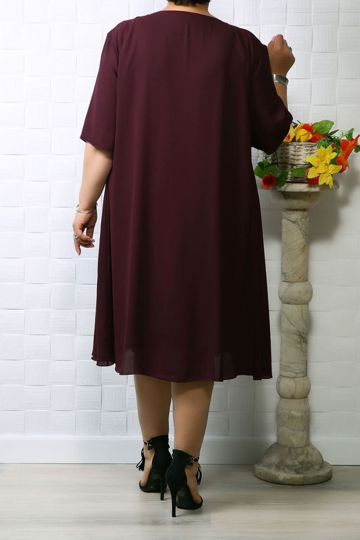 Rochie din voal Ania img 0765