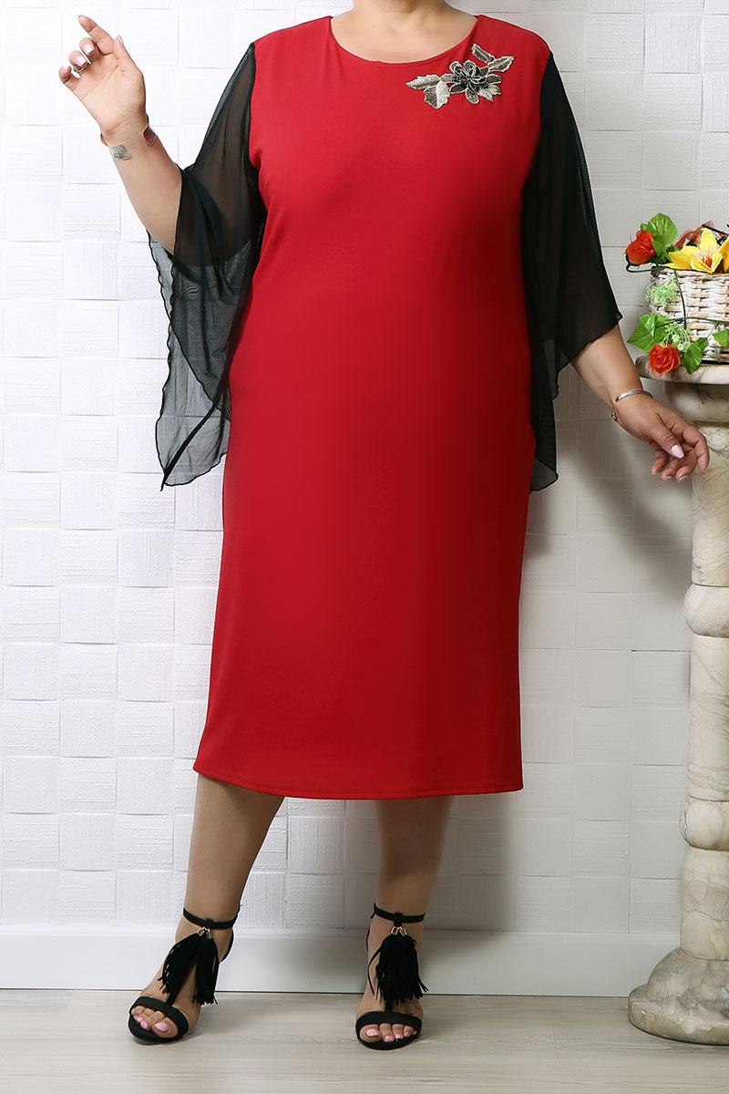 Rochie de ocazie Iris Rosu