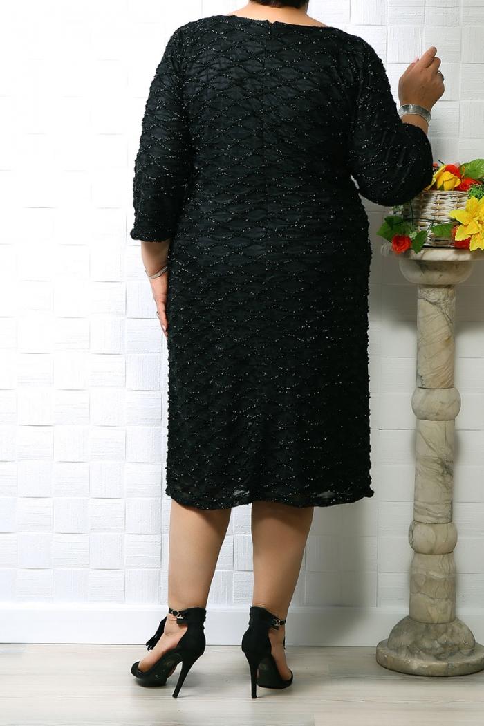 Rochie de ocazie Leia Negru img 0814