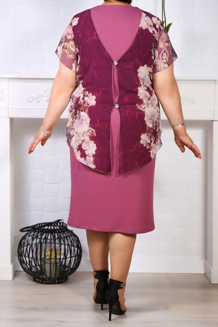 Rochie de ocazie Tina Floral