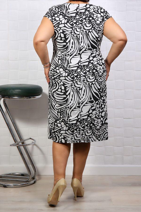 Rochie de ocazie Embroderi Color