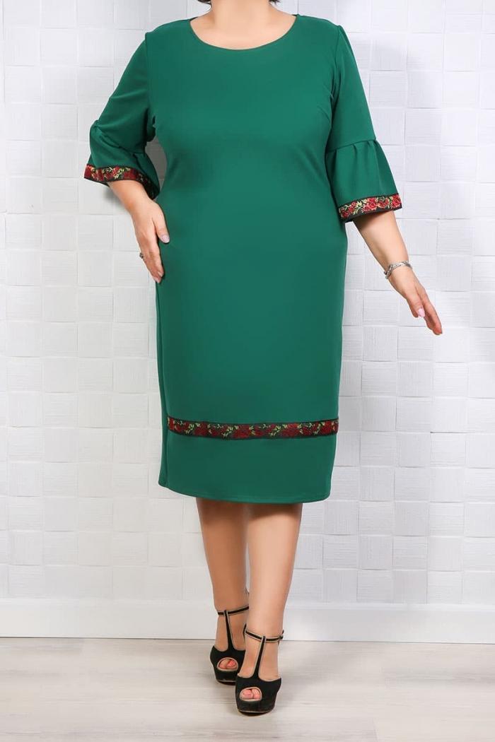 Rochie eleganta Mia Verde 653