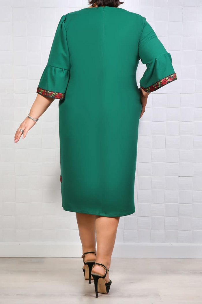 Rochie eleganta Mia Verde 654
