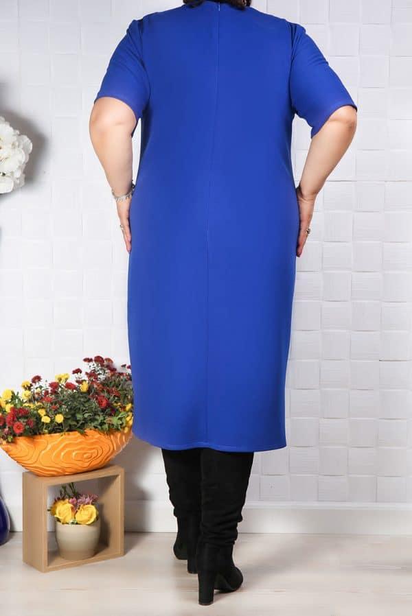 Compleu Dama Dona Albastru