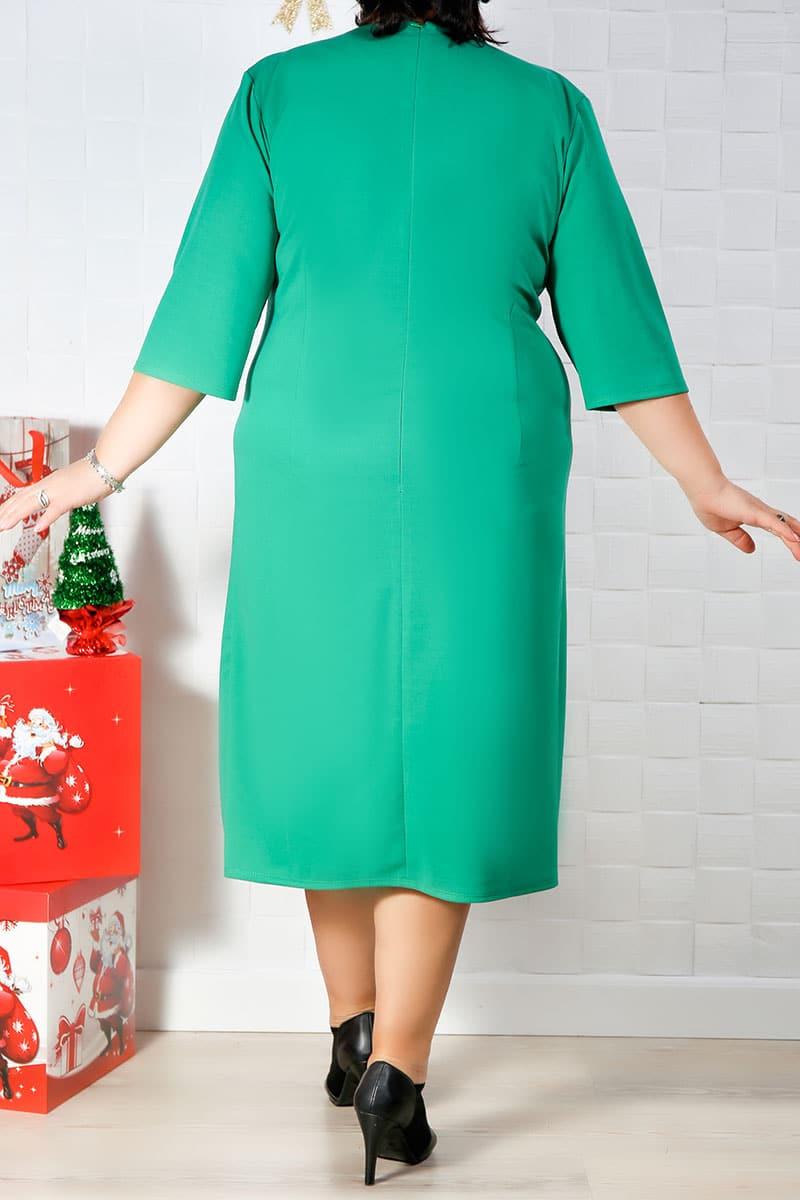 Rochie de zi Carla Verde