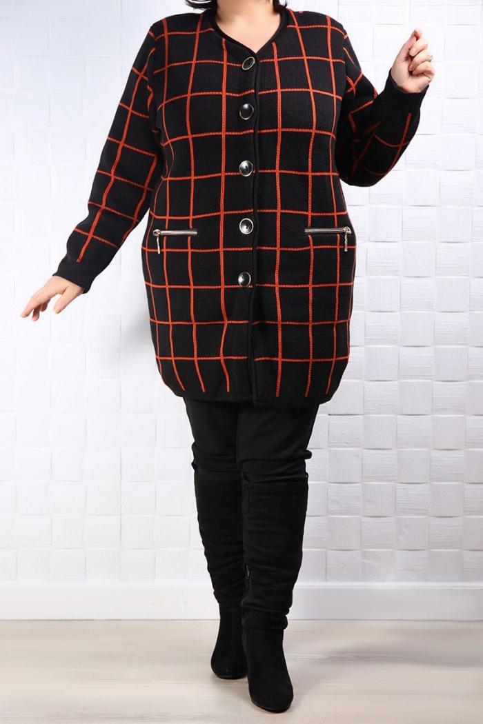Cardigan Tricotat Glamour 136