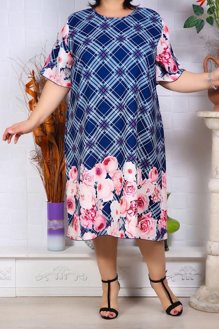 Rochie imprimata Danesa  Perfect Fashion 10