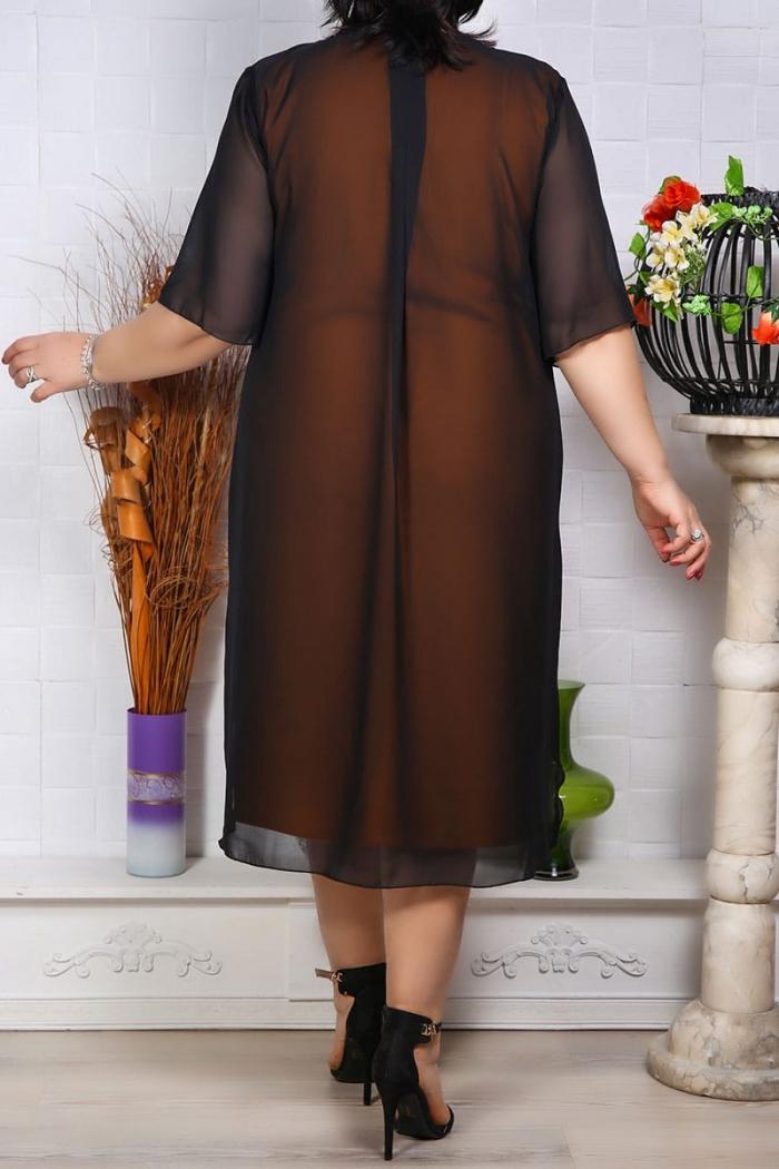 Rochie de Seara Sabrina Galben Perfect Fashion 11 1