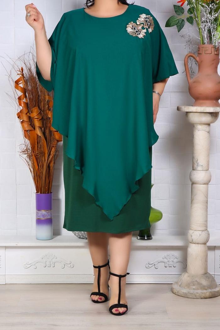 Rochie de ocazie Mirela Verde Perfect Fashion 59