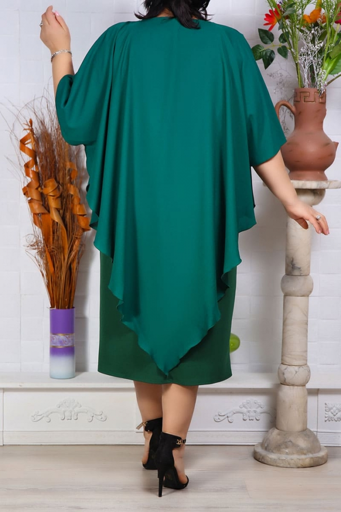 Rochie de ocazie Mirela Verde Perfect Fashion 60
