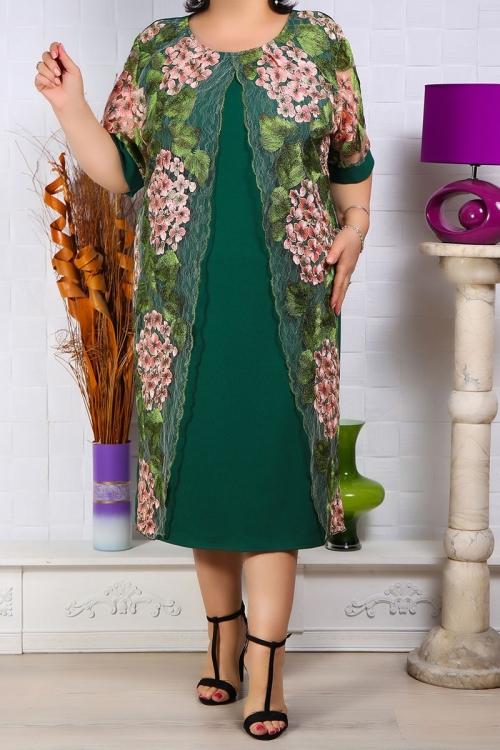 Rochie de ocazie Sindia Verde Rochii Perfect Fashion 14