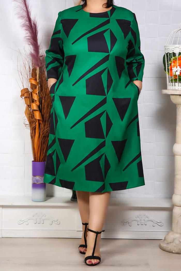 Rochie Eleganta Alexis Verde IMG 9627