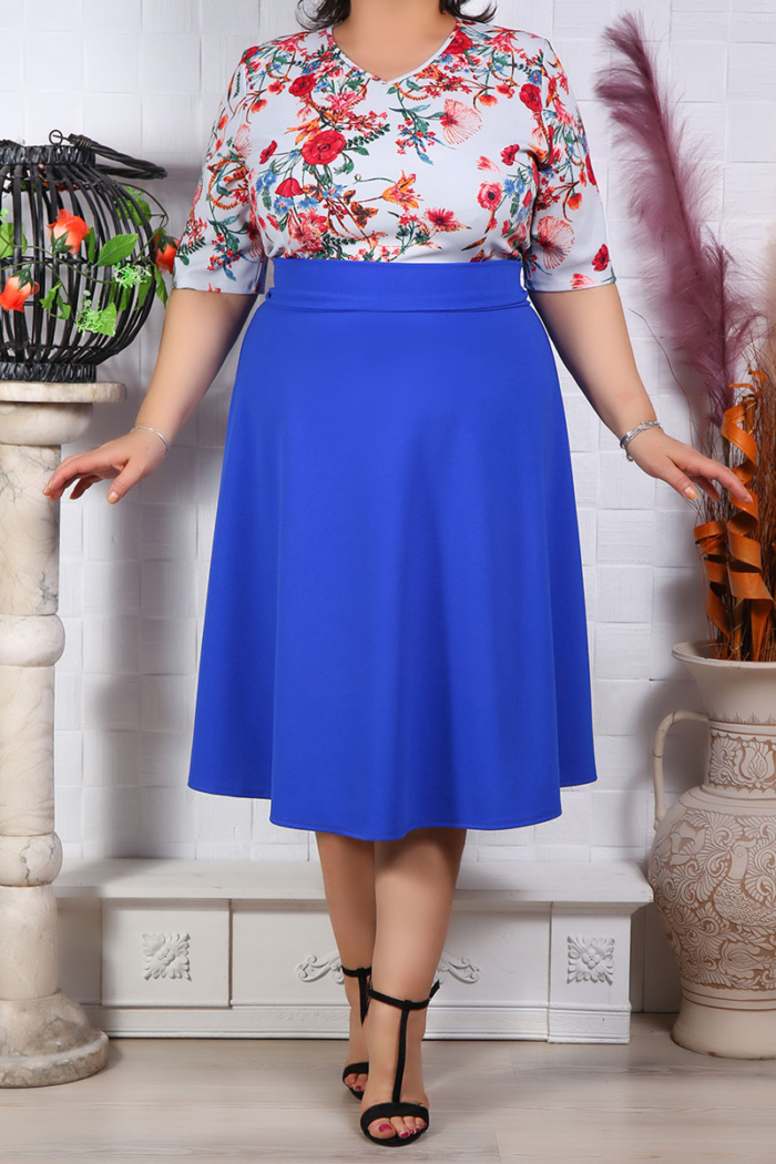 Rochie in Clos Sabrina Electric IMG 9720
